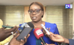Yéya Diallo députée : « La commission ad hoc est tenue de respecter le secret de tout ce qui se fait à l'interne »
