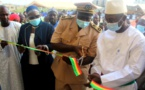 Série d'inaugurations et d'annonces de projets  : Oumar Guèye, maire de Sangalkam dévoile sa feuille de route.