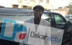 Voilà Diane Diop, le chauffeur  de Me Wade!