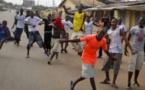 Guinée : 17 blessés lors d'affrontements entre militants du pouvoir et de l'opposition (Jeune Afrique)