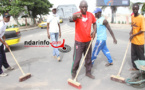 Journées citoyennes de nettoiement à Saint-Louis : Mansour Faye en guerre contre les ordures