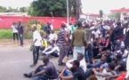 SAINT-LOUIS- Affrontements entre étudiants et forces de l'ordre