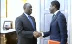 Le Président Macky SALL reçoit le Directeur de Cabinet du Président Bissau Guinéen