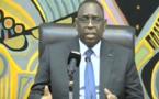 """Macky Sall : """" Les Réformes constitutionnelles sont pour le renforcement de la démocratie"""""""