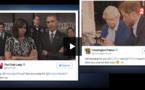 """""""Invictus games"""" : Quand Obama défie le prince et la reine d'Angleterre"""