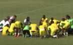 Les lions du Sénégal ont procédé leur dernière séance d'entraînement