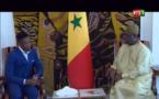 Reçu par le président Macky Sall, Samuel Eto'o est fier de la nomination de Fatma Samoura (vidéo)