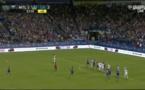 Didier Drogba inscrit un coup franc décisif de 35 mètres ! (vidéo)