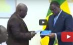 Cour des comptes : le rapport 2014 entre les mains du Chef de l'Etat (vidéo)
