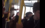 VIDÉO/«Retourne en Afrique» : L'attaque raciste dans le tram de Manchester scandalise le web