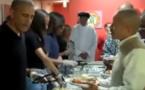 Rupture du jeûne à la Maison Blanche avec le personnel musulman (vidéo)