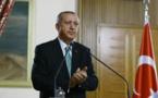 """Erdogan dénonce les """"préjugés"""" de l'Europe envers la Turquie"""