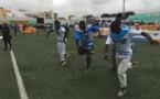 Stade Demba Diop : Ambiance colorée malgré une fine pluie