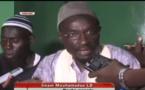Réaction suite au rejet de la demande de liberté provisoire pour l'Imam Alioune Ndao
