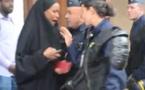France : Un CRS agresse violemment une migrante en pleine rue, la vidéo choc !