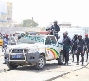 Palais de justice : La police disperse les manifestants à coups de gaz lacrymogène (vidéo)