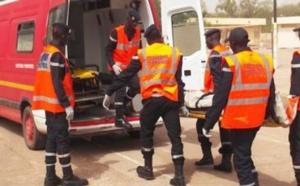 UN ACCIDENT DE CIRCULATION A FAIT CE SAMEDI DEUX MORTS SUR L'AXE TOUBA-DAHRA.