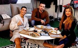 Ronaldo embauche la fille de son agent