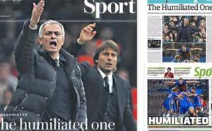 "Mourinho est désormais ""The Humiliated One"""