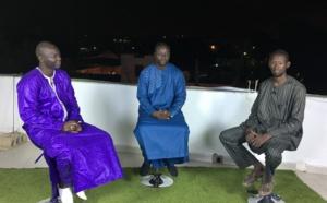 [VIDEO-Débat ] Touba et son développement avec Abdou Fatah Guèye et Abdou Lahad Lo de Touba Ça Kanam
