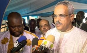TOUBA - Cheikh Mohamed Ould Addoul Aziz offre des cadeaux au Khalife