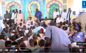 [REPLAY HD] Revivez la cérémonie officielle du Magal de Touba 2016