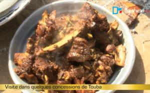 MAGAL DE TOUBA -  Une action de grâce ponctuée par de copieux  « berndé »