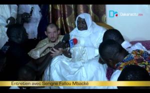"""Serigne Fallou Mbacké Ibn Serigne Mourtada :  """" Si tu veux avoir la paix, il ne faut pas s'occuper des affaires des autres """""""