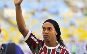 Ronaldinho et Riquelme prêts à jouer pour Chapecoense