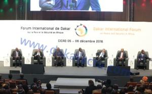 Les images du Forum international de Dakar sur la Paix et la Sécurité