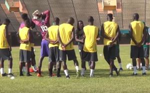CAN 2017 : Deuxième séance d'entraînement de la journée des Lions (Vidéo)