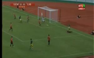Sénégal / Libye : But de Moussa Sow (vidéo)