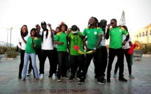 CAN 2017 : Les Rappeurs chantent les LIONS de la Téranga
