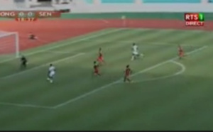 But de Diao Baldé Keita qui ouvre le score׃ Sénégal 1-0 Congo