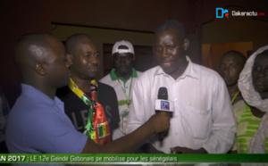 """Malick Camara, président du 12 ème Gaïndé du Gabon : """" On a pris une maison à 4 millions de nos francs (...) L'aide de l'Etat n'est pas encore arrivée """""""