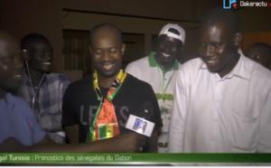 CAN 2017/Sénégal contre Tunisie : Les sénégalais du Gabon font leurs pronostics