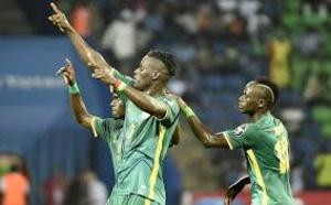 CAN 2017 : Le Sénégal mène par 2 buts à 0 à la mi-temps