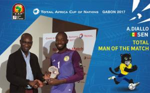 CAN 2017 : La victoire est plus importante que le titre d'homme du match (Abdoulaye Diallo)