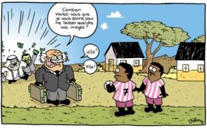 Football : la bataille des droits TV en Afrique