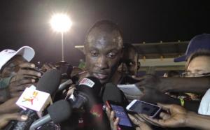 Cheikh Ndoye, milieu de terrain : « Avec Aliou Cissé on n'a pas encore parlé du match d'hier…»