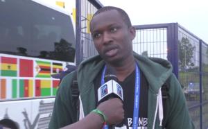 Ousmane Diop : « Pour ce deuxième match, il faudra mettre les occasions au fond… »