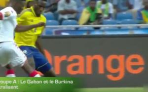 CAN 2017 : Groupe A le Gabon et le Burkina se neutralisent (Résumé)