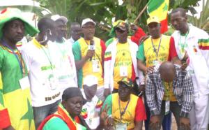 Sénégal-Zimbabwe à 19h : Le 12 ème Gaïndé chauffe déjà la place