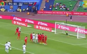CAN 2017 : La Tunisie domine l'Algérie et se rapproche des quarts