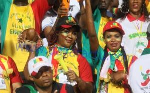 CAN 2017 : Les images du match Sénégal/Zimbabwe