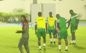 Entraînement des Lions : Aliou Cissé va-t-il faire tourner son banc face à l'Algérie ?