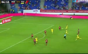 Qualifications aux 1/4 de finale : Le Maroc se rassure face au Togo