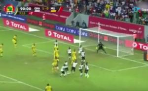 Le Ghana bat le Mali et se qualifie pour les 1/4 de finale (Résumé)