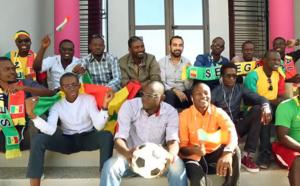 Les rappeurs apportent leur soutien aux Lions avec un son intitulé « Allez les lions » , Duggy Tee, Omzo Dollar, Xuman , Awadi….