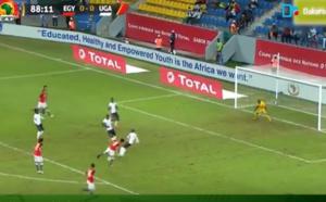 Can 2017 : L'Egypte bat l'Ouganda et se rapproche des Quarts de finale  (Résumé)